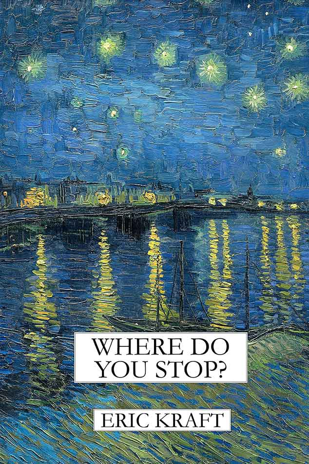 Where Do You Stop? Cover